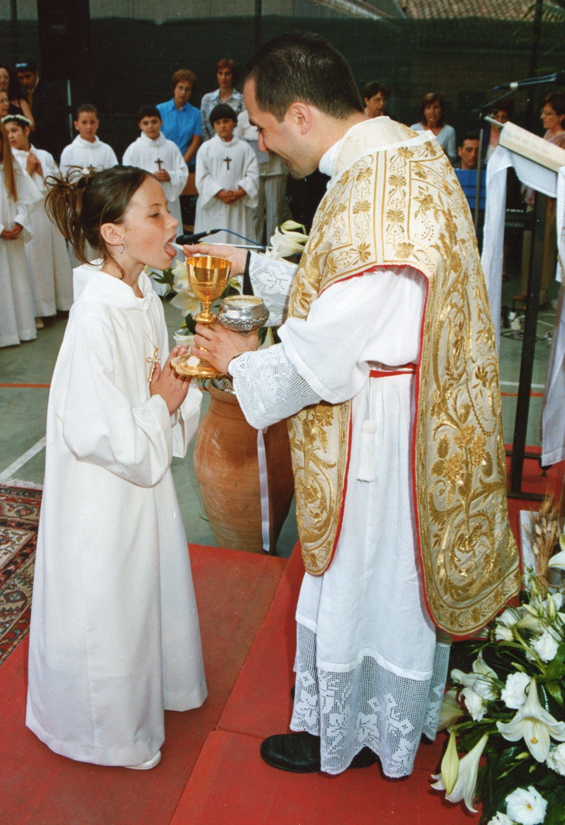 Rite Of The Eucharist